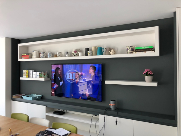 TV joinery