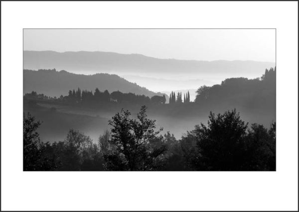 IT09005. Tuscan Dawn