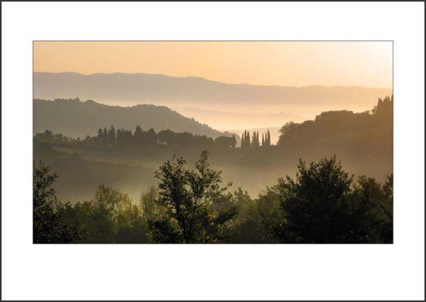IT09006. Tuscan Dawn