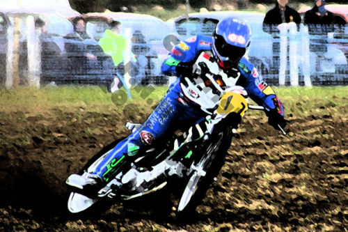 Joe Screen - Grasstrack