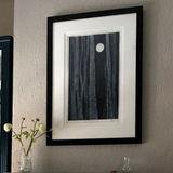 Der Noch Mond in a client's house.