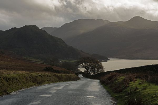 Heading towards Crummock Water