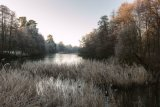 Hoare Frost Lake