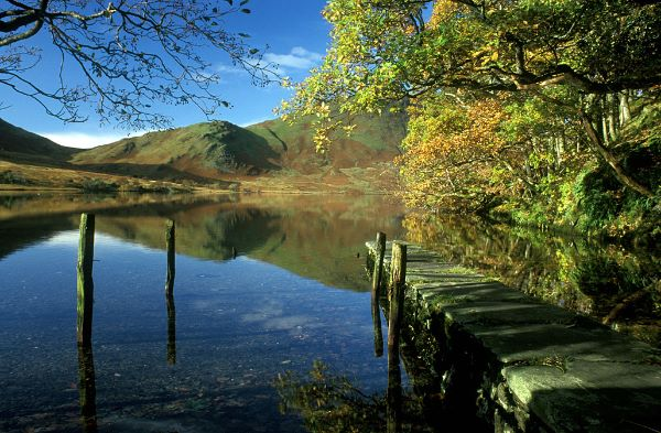 Autumn Colours in the Lakes