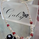 Red Orla Necklace - £29