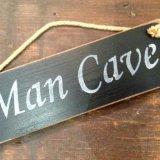 'Man Cave' - £9.95