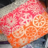 100% Cotton Cushion with Pad - £9.50