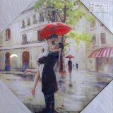 Romantic Red Umbrella Canvas - £12.95
