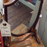 Vintage Wooden Mirror - £67
