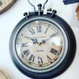 Metal  Bond Street Wall Clock - £28.95