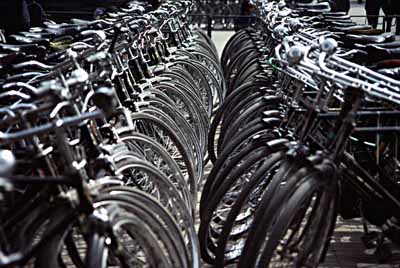 Bicycles, Beijing