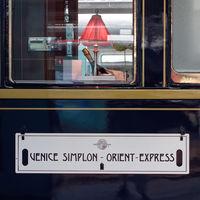 Venice-Calais Orient Express