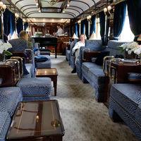 Bar-car, Orient Express Venice-Calais