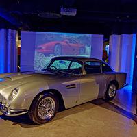 Bond  In Motion Exhibition, London Film Museum