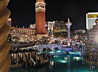 Night, Las Vegas