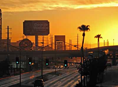 Sunrise, Las Vegas