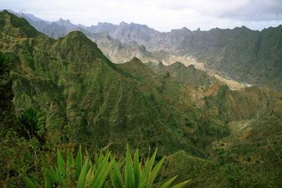 Mountains, Santo Antao
