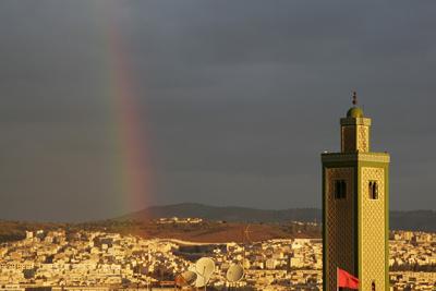 Rainbow, Fez