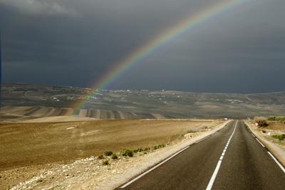 Road to Meknes