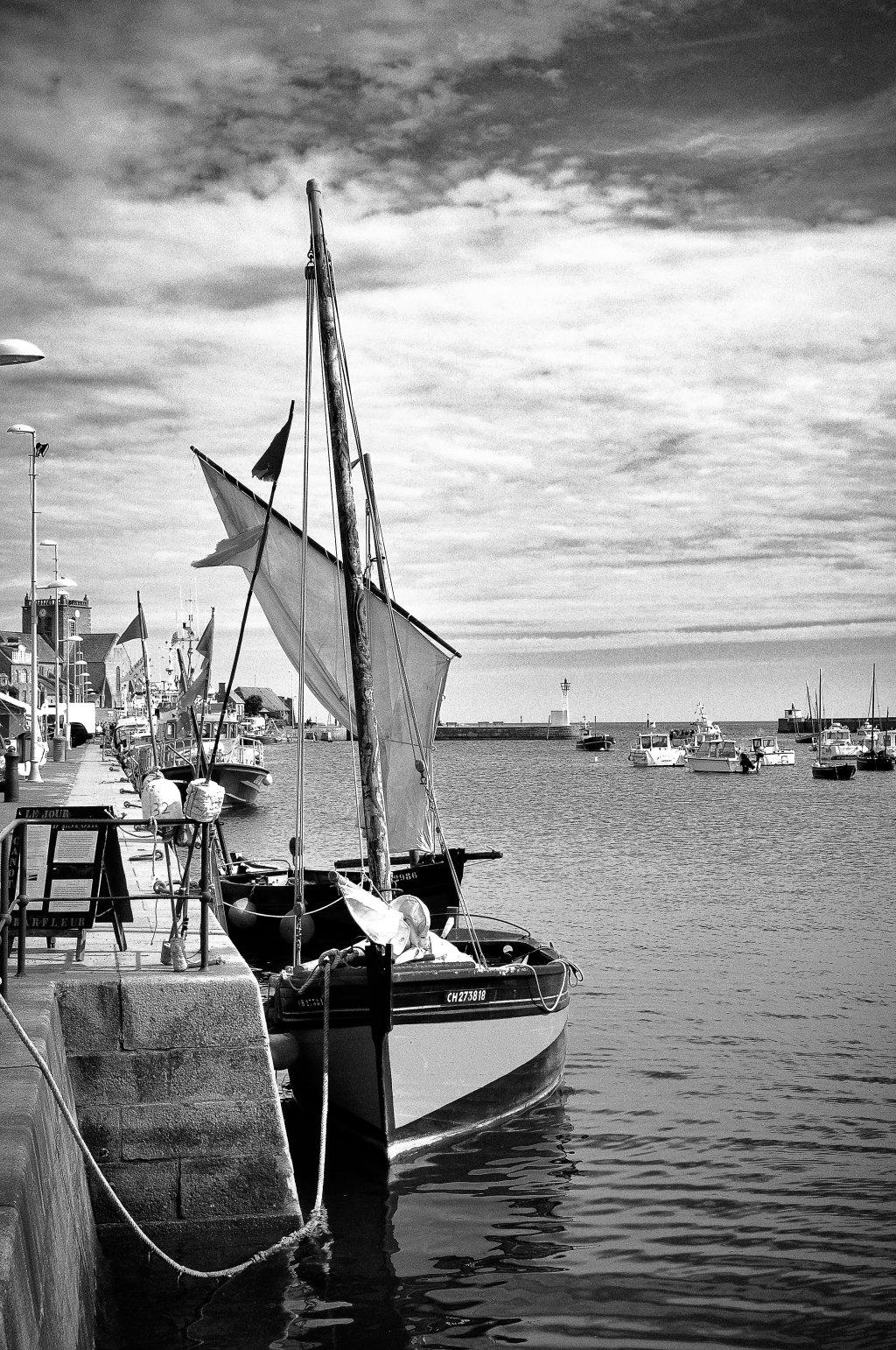 Boat at Barfleur