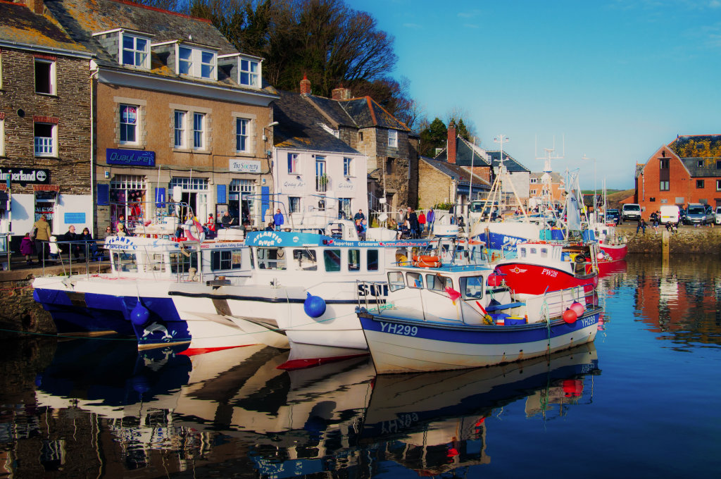 A day at Padstow