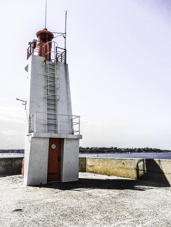 Lighthouse at Saint Malo
