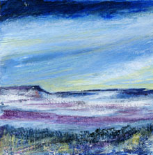 Simonside winter, Coquetdale
