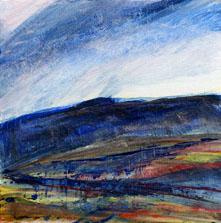 The Purple Moor Northumberland
