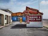 Porthcawl Funfair 9 Burger Bar