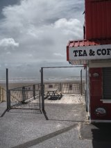 Porthcawl Funfair 3 Coney Beach Tea Shop