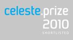Celeste Prize logo