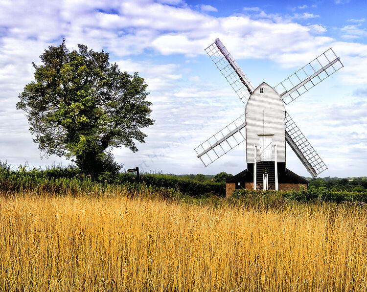 Braggs Windmill