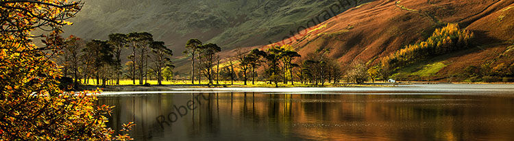 Buttermere Pano
