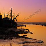 Sunrise at Leigh on Sea