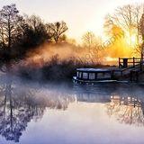 Riverside Mist