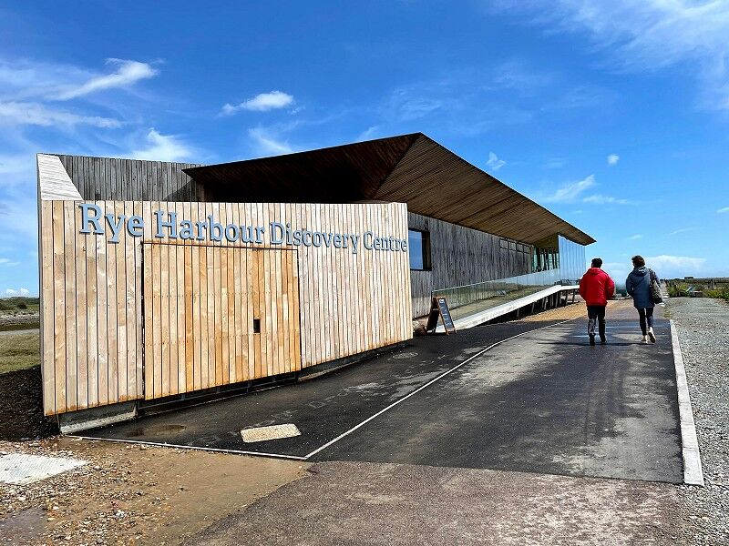 Rye Harbour Nature Reserve Discovery Centre