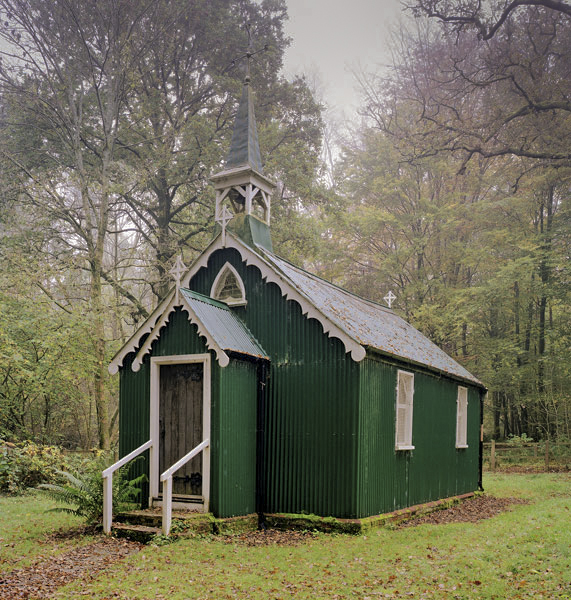 The Church in the Woods
