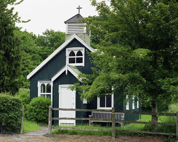 Brokerswood Church