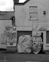 Covered Petrol Pumps, Brora
