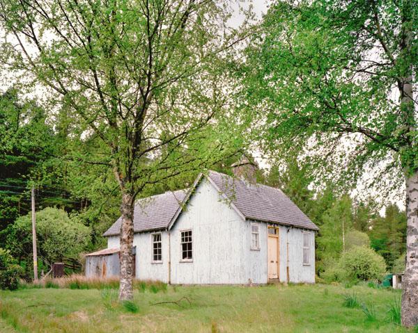 House at Altnaharra