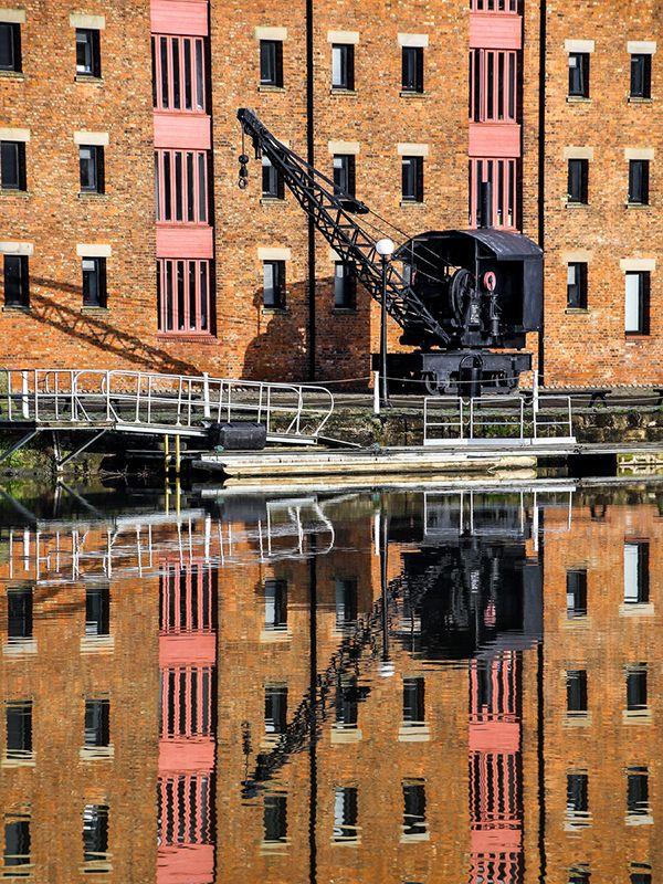 ReflectionAcross the Dock