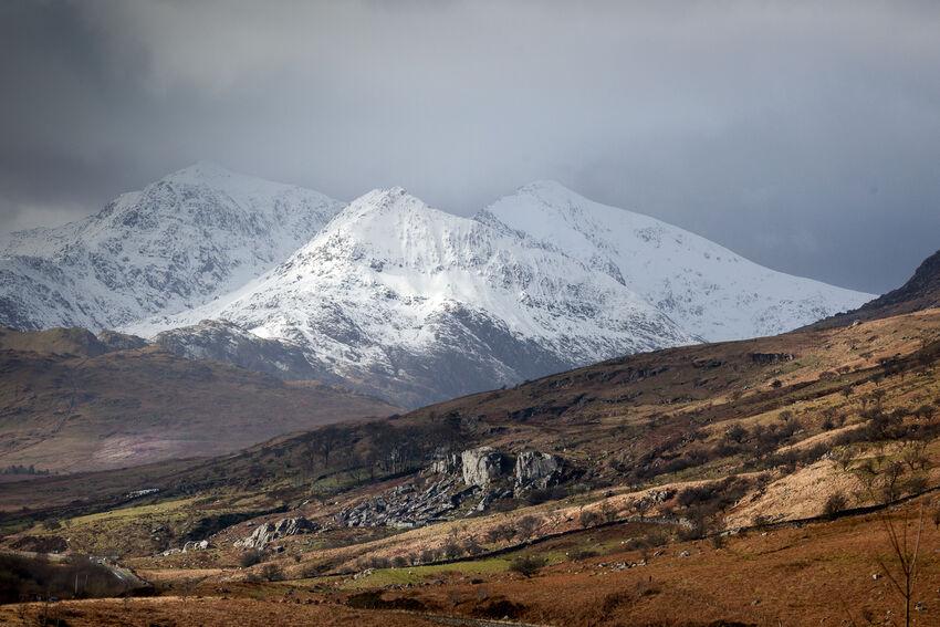Alan James--- Snowdon Range