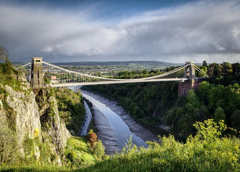 1st---Clifton Bridge