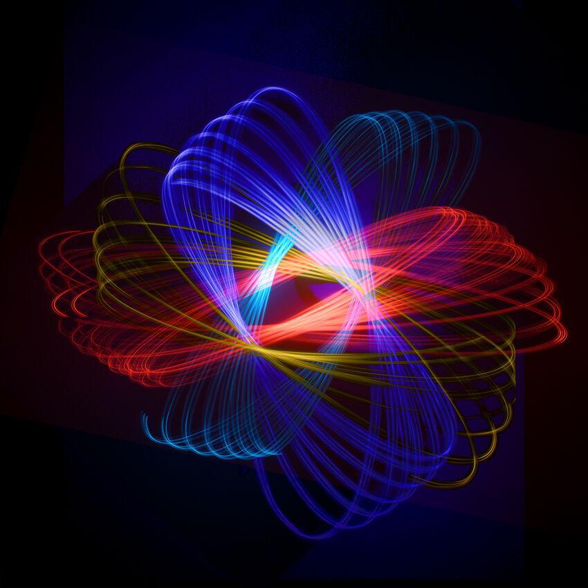 Combined Spirograph - Geoff Mallin