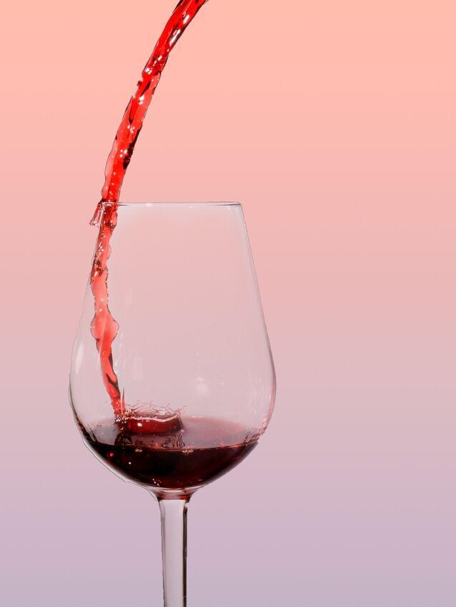 HC Wine Drop Alan James
