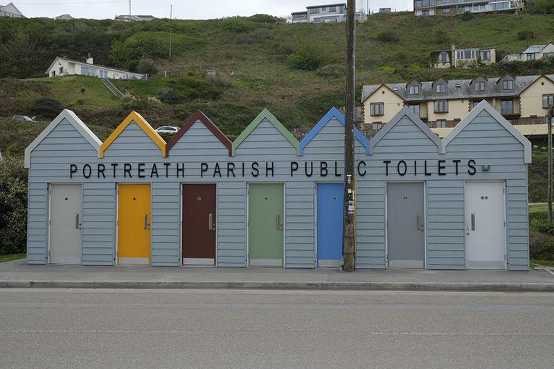 Cornwall Toilets