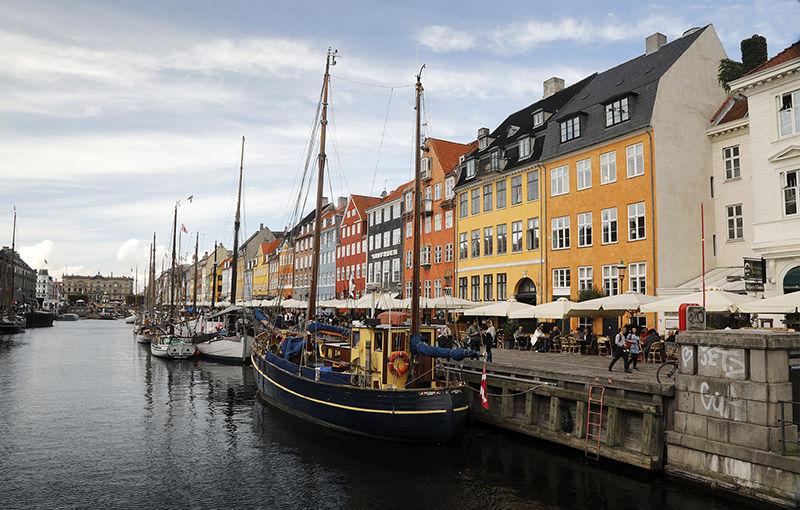 Sue Bennett - Copenhagen
