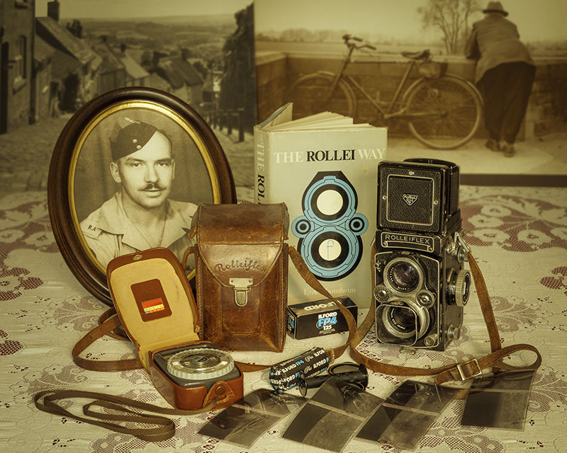 Prints Third---Vintage Photography