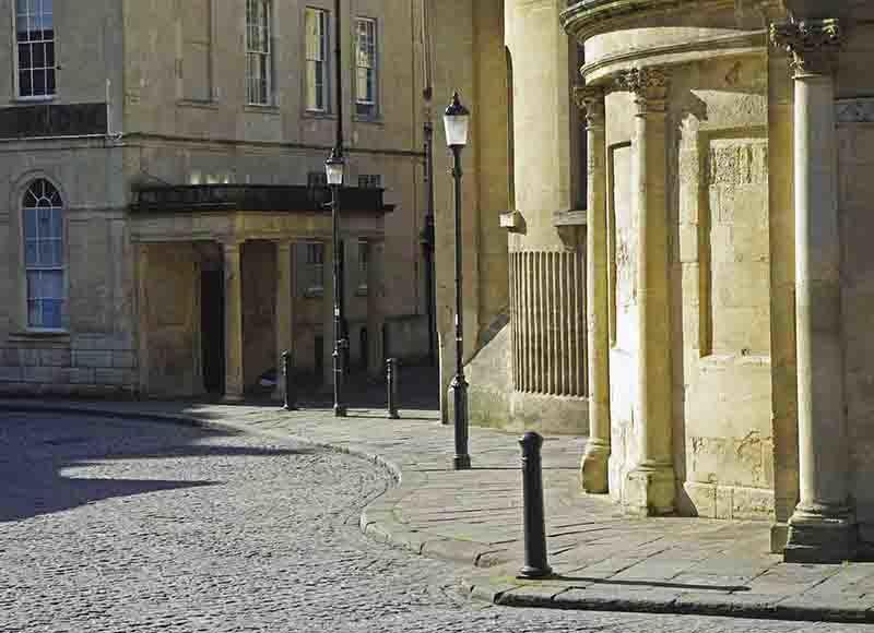 Philip Oates - Cross Bath Bath 1789