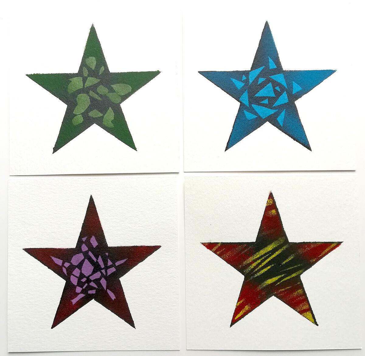 set #001 Star Forgotten series